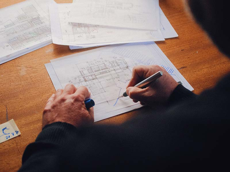 capital project drawings and specifications